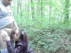 Le dio una mamada al videos veteranas lesbianas entrenador ruso.