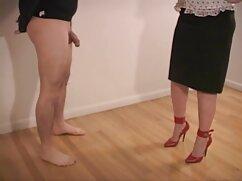 Una peliculas xxx lesbianas maduras criada adulta se quitó el delantal y folló en las escaleras
