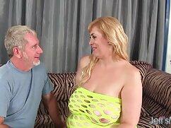 Gran polla para la lesbianas viejas follando hermosa Willie.