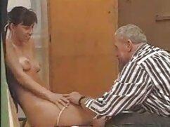 Criada rubia folla con el dueño y su novia por el videos lesvicos de maduras culo