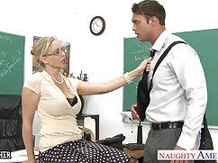 Sexo romántico en la posición lesbianas jovenes con maduras 69.