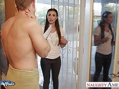 Masaje sexual con una chica viejas maduras lesbianas de tetas aterradoras.