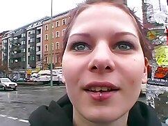 Una joven negra mostró grandes maduras tijeras ordeños en un casting
